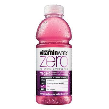 Glaceau Vitamin Water Mega C - Assorted - 591ml