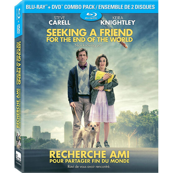 Seeking A Friend For The End Of The World - Blu-ray + DVD