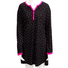 Jockey Long Sleeve Nightshirt - Assorted