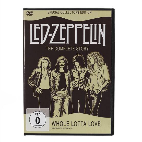 Led Zepplin - Whole Lotta Love - DVD