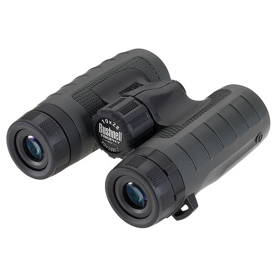 Bushnell 10x28mm Trophy XLT Compact Binoculars - 23-2810