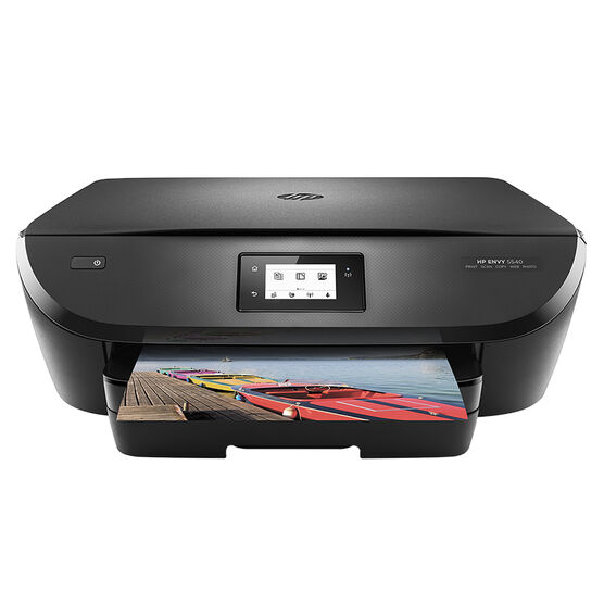 HP Envy 5540 All-In-One Printer - Black - K7C85A#B1H
