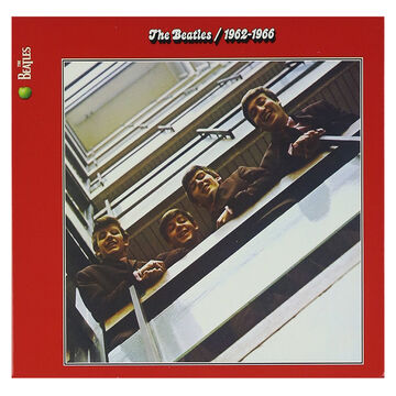 The Beatles - 1962-1966 (The Red Album) - 2 LP Vinyl