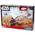 Hot Wheels Star Wars Starship - Escape from Jakku