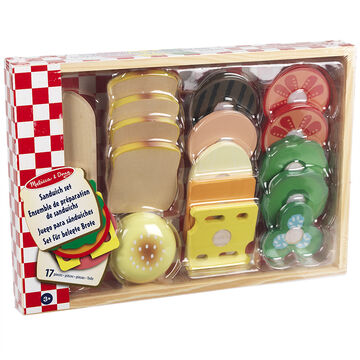 Melissa & Doug - Sandwich Set