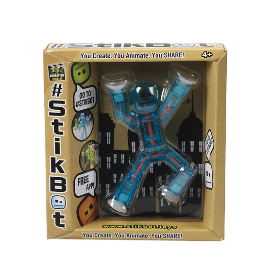 Stikbot Pop - Assorted