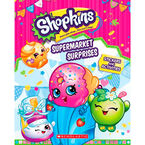 Shopkins Supermarket Surprises Sticker Activity Book