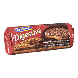 McVitie's Dark Chocolate Digestive Biscuits - 300g
