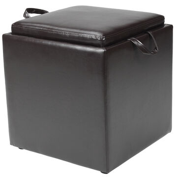 Storage Cube - Brown - CNF1400