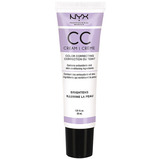 NYX Professional Makeup CC Cream - Lavender - Light/Medium