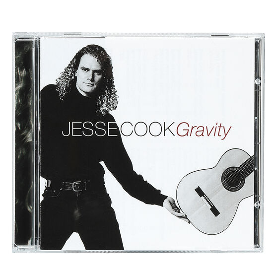 Jesse Cook - Gravity - CD
