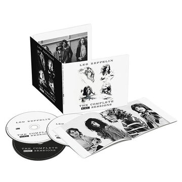 Led Zeppelin - The Complete BBC Sessions - 3 CD