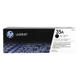 HP LaserJet Black Print Cartridge - CB435A