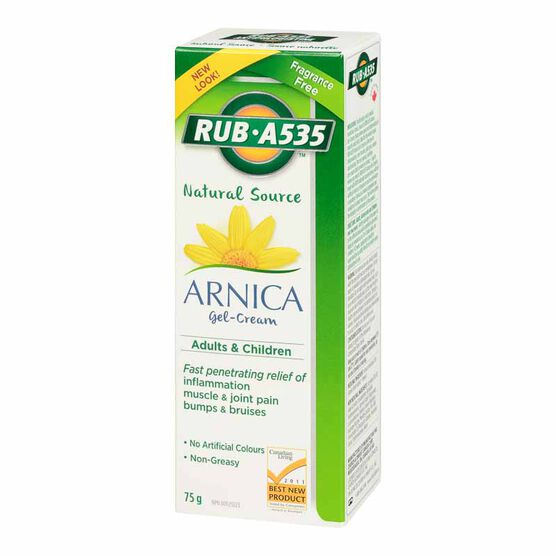 RUB A535 Arnica Gel-Cream - 75g