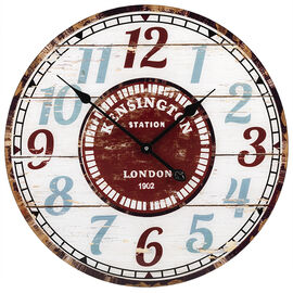 London Drugs Wall Clock - Kensington - 57 x 4cm