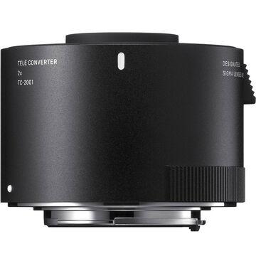 Sigma 2x Teleconverter for Canon - TC2001C