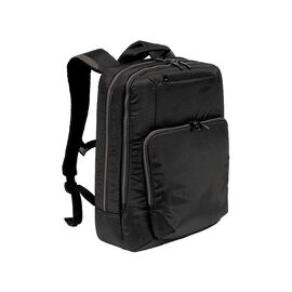 Tucano Workout Expandable Backpack - Black - BEWOBK13-M