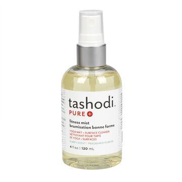 Tashodi Pure Fitness Mist Yoga Mat + Surface Cleaner - Purify Scent - 120 mL