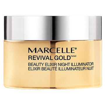 Marcelle Revival Gold Beauty Elixir Night Illuminator - 50ml