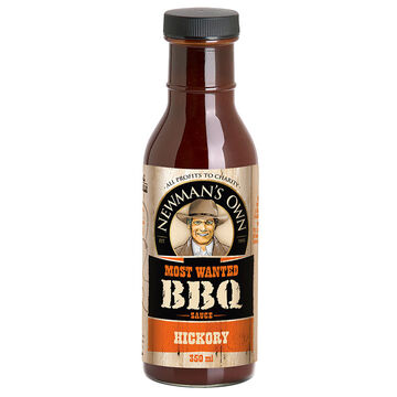 Newman's Own BBQ Sauce - Hickory - 350ml