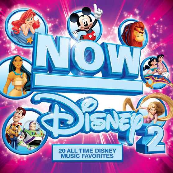 Now! Disney 2 featuring Various Artists - CD