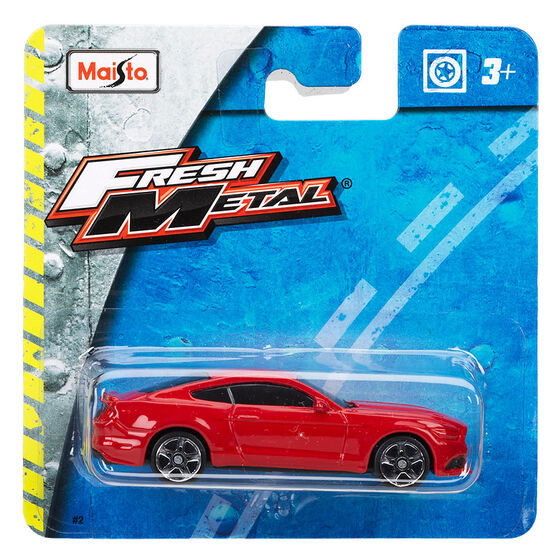Maisto Fresh Metal Cars - Assorted