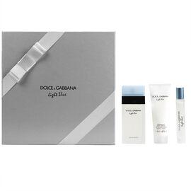 Dolce & Gabbana Light Blue Gift Set - 3 piece
