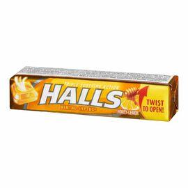 Halls - Honey & Lemon - 9 tablets