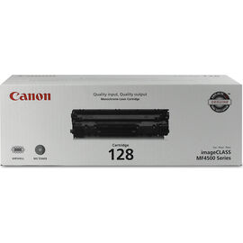 Canon 128 Toner Cartridge - Black - 3500B001