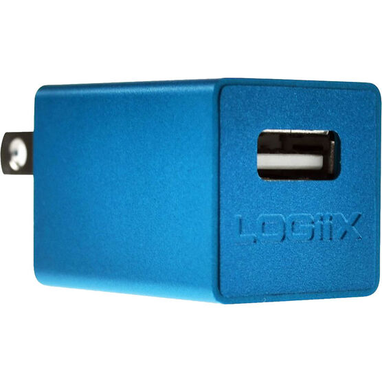Logiix USB PowerCube 5W - Turquoise - LGX10706