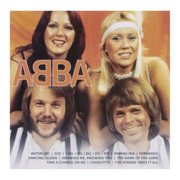Abba - Icon - CD