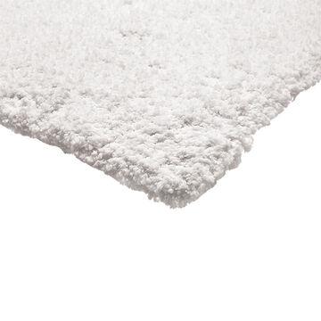 Moda Lux Bathroom Mat - White