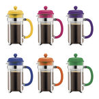 Bodum Coffee Press - Caffettiera - Assorted - 8 cup