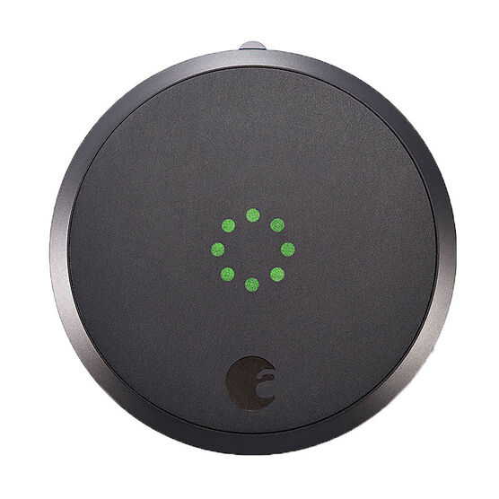 August Smart Lock HomeKit - Dark Gray - AUG-SL02-M0
