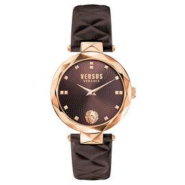 Versace Versus Covent Garden Ladies Watch - Brown/Rose Gold - SCD070016