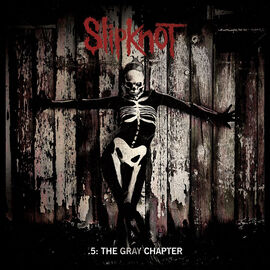 Slipknot - .5: The Gray Chapter - 2LP Vinyl