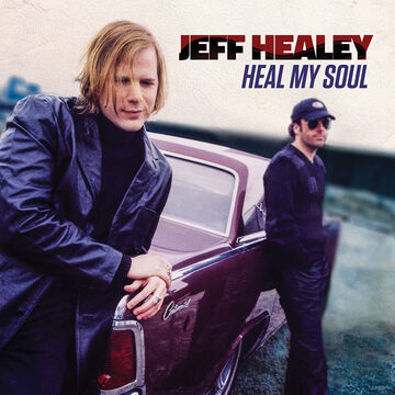 Jeff Healey - Heal My Soul - CD