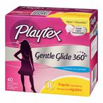 Playtex Gentle Glide - Regular - Unscented - 40's