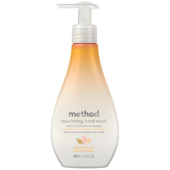 Method Nourishing Hand Wash - Almond Flower - 281ml