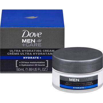 Dove Men+Care Hydrate+ Ultra Hydrating Face Cream - 50ml