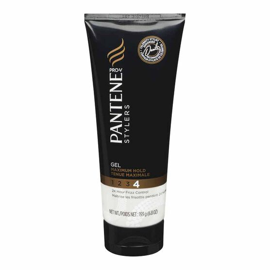 Pantene Pro-V Medium-Thick Hair Solutions Smooth Definition Gel - 193g