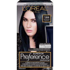 L'Oreal Superior Preference Infinia Fade-Defying Hair Colour