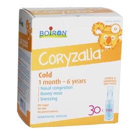 Coryzalia Homeopathic Medicine - Cold - 30ml