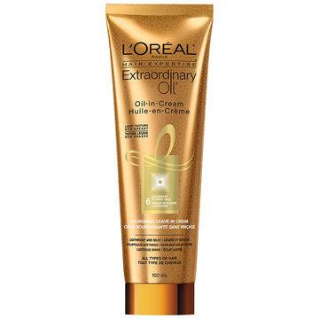 L'Oreal Extraordinary Oil Oil-in-Cream - 150ml