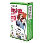 Fuji Instax Mini Film Single Pack - 10 Exposures - 600015425
