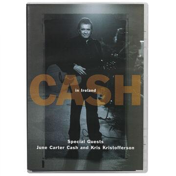 Johnny Cash: Live in Ireland - DVD