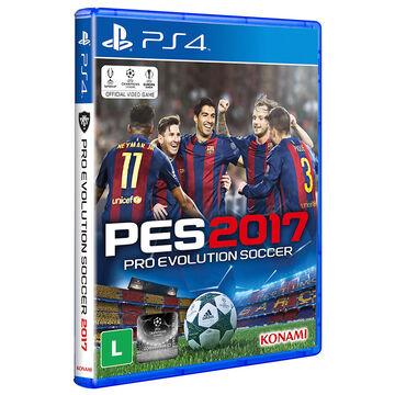 PS4 Pro Evolution Soccer 17