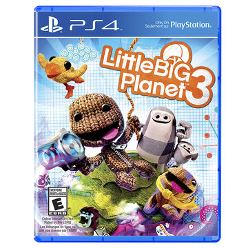 PS4 - LittleBigPlanet 3: Limited Edition
