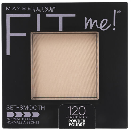 Maybelline Fit Me Pressed Powder - Classic Ivory