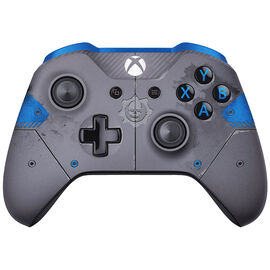 Xbox Wireless Controller Gears of War 4: JD Fenix Limited Edition - Blue Metallic